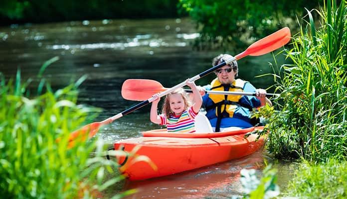 Choosing-a-Kayaking-Destination