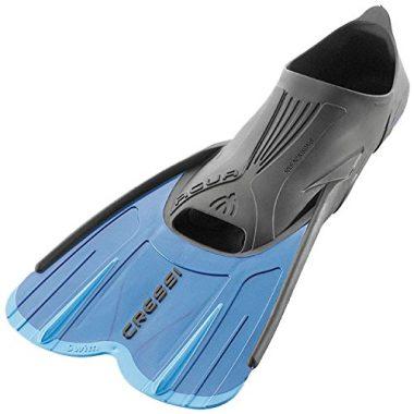 Cressi AGUA Adult Short Snorkeling Fins