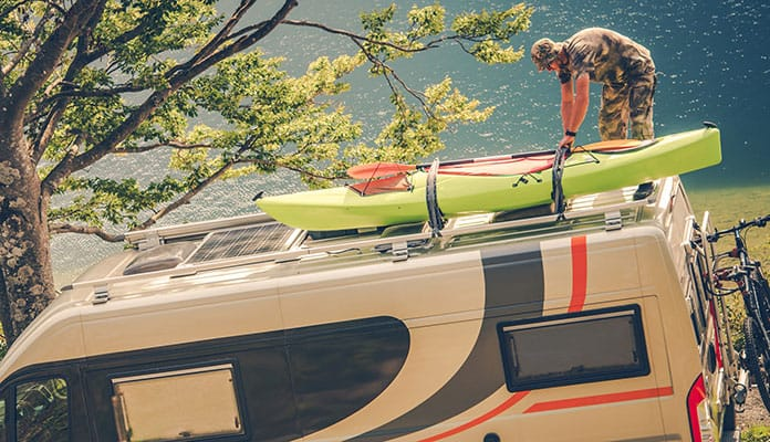 How-to-Strap-a-Kayak-to-a-Roof-Rack