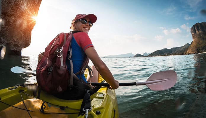 Kayak-GPS-Tracking-System
