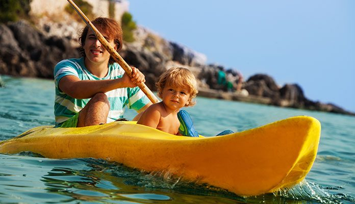 Kayaking With Kids A Beginners Guide
