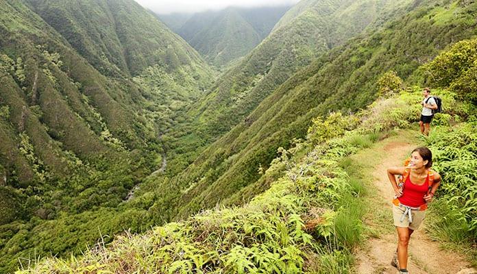 Oahu-Hiking