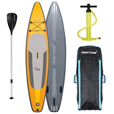 Driftsun Racing 11′ 8″ Inflatable Stand Up Touring Paddle Board