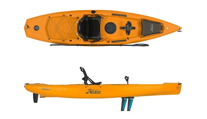 Native Watercraft Slayer Pedal Kayak