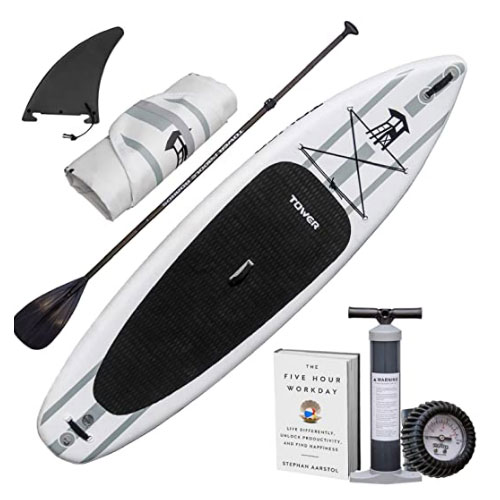 "Tower Adventurer 10'4"" Inflatable Paddle Board"