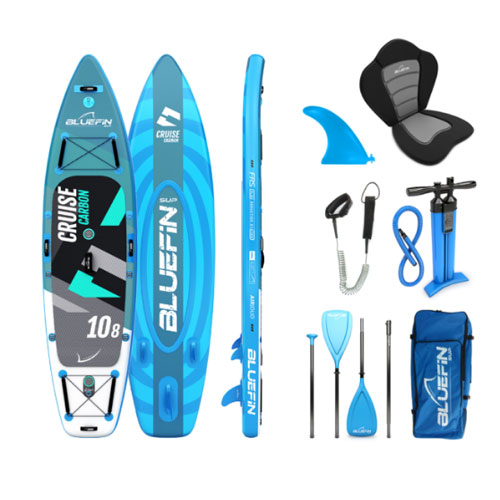 Bluefin Cruise Carbon Inflatable Paddle Board