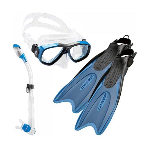 Cressi Palau Snorkel Gear