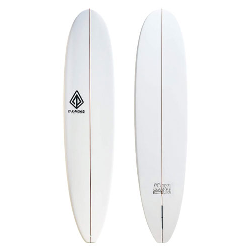Paragon Surfboards Mini Log Surfboard