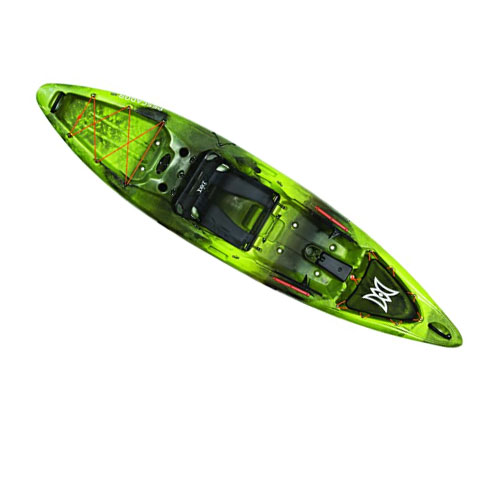 Perception Pescador Pro 12 Kayak For Dogs