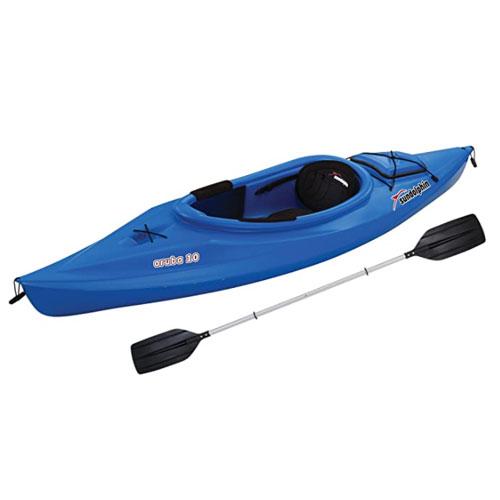 Sun Dolphin Aruba 10-Foot Kayak For Kids