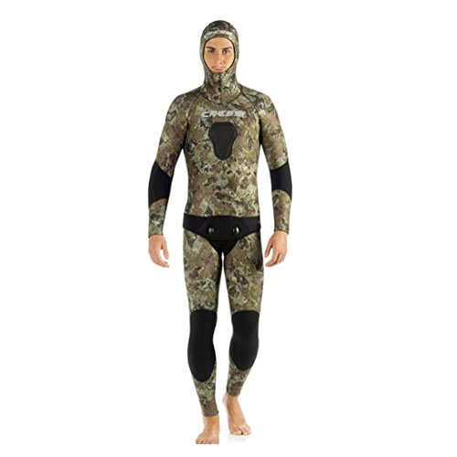 Cressi Tecnica 3.5mm Spearfishing Wetsuit