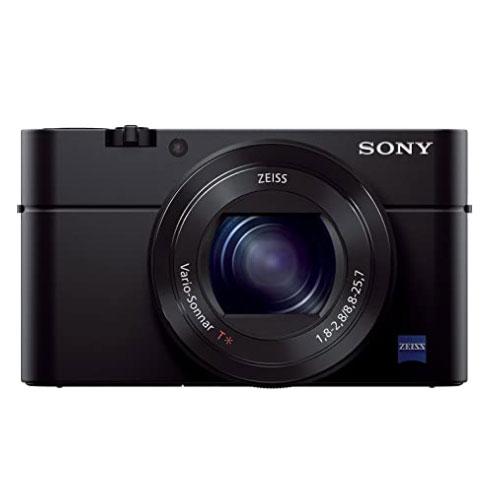 Sony RX100 Mark III Diving Camera