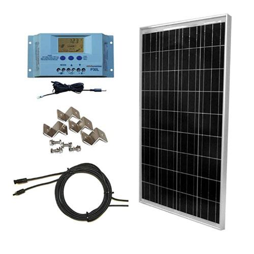 WindyNation Solar Panels For Sailboats