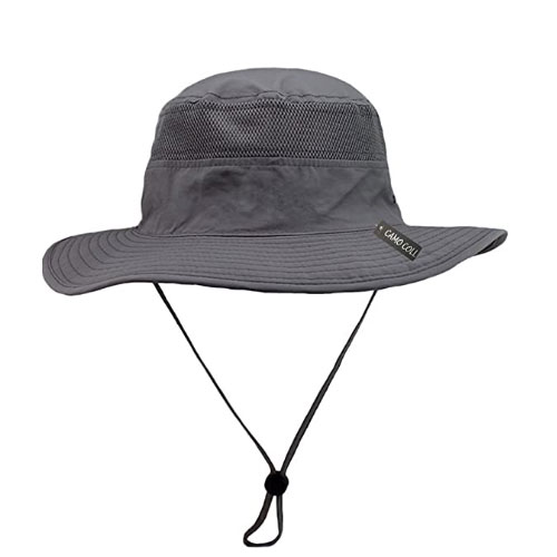 Camo Coll Outdoor UPF 50+ ventilated Adventure Sun Hat
