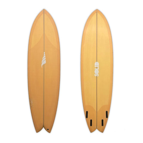 Solid Surf Co Pescador Surfboard