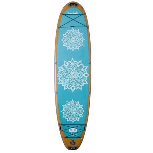 BaySports Mandala Series Yoga Paddle Board