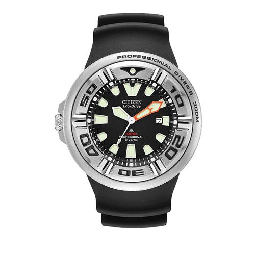 Citizen Men's Eco-Drive BJ8050-08E Professional Diver Watch