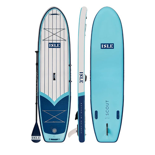 Isle Scout Inflatable Paddle Board
