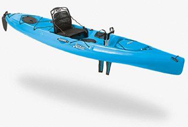 Hobie Cat Mirage Revolution 13 Pedal Powered Kayak