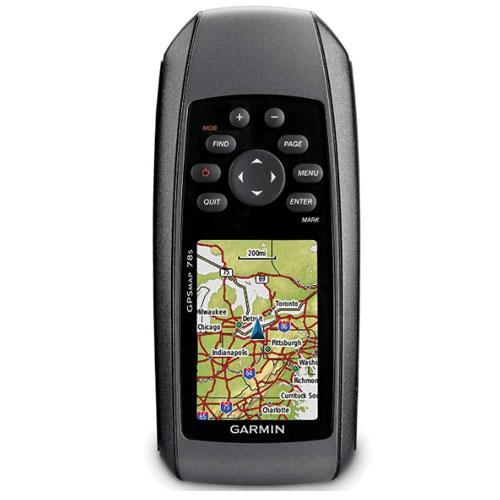 Garmin GPSMAP 78 Handheld Marine Kayak GPS