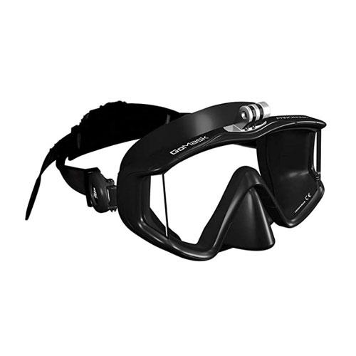 XS Foto Panorama Freediving Mask