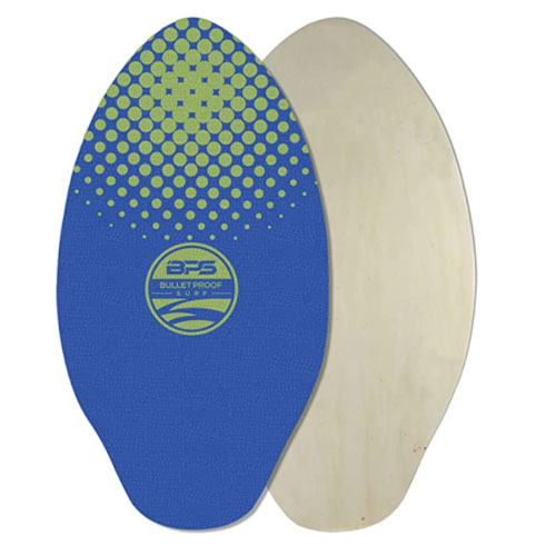 BPS 'Gator' Colored EVA Grip Skimboard