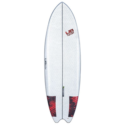 Lib Technologies Funnelator Shortboard Surfboard