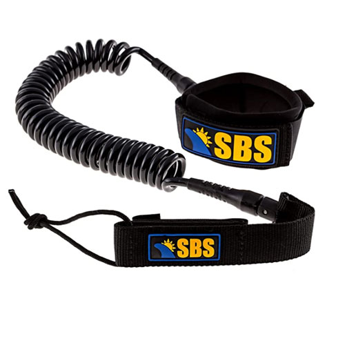 Santa Barbara Surfing SBS SUP Paddle Board Leash
