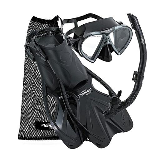 Phantom Aquatics Snorkel Gear