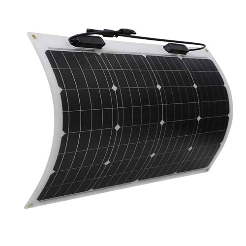 Renogy 50W Flexible Solar Panel For Sailboat