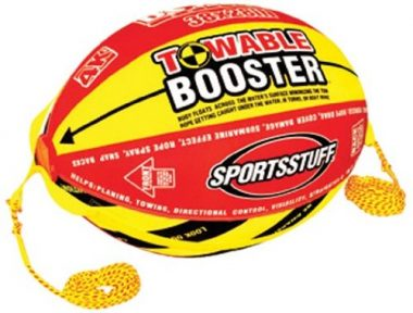 SPORTSSTUFF 53-2030 4K Booster Ball Tube for Towables