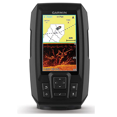 Garmin Striker 4cv Fish Finder Kayak GPS