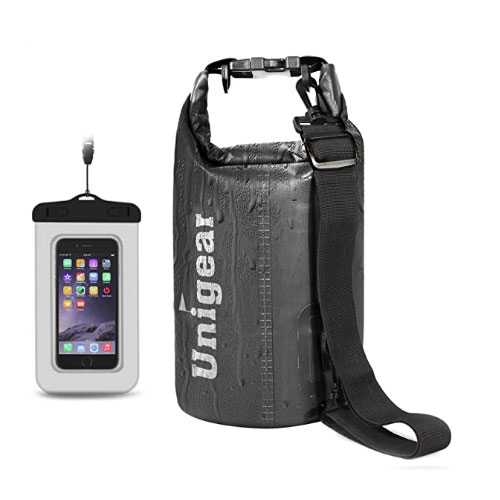 Unigear Lightweight and Floating Waterproof Dry Bag