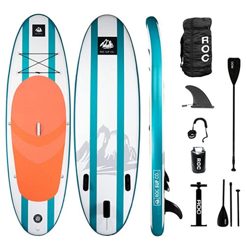 Roc Inflatable Yoga Paddle Board