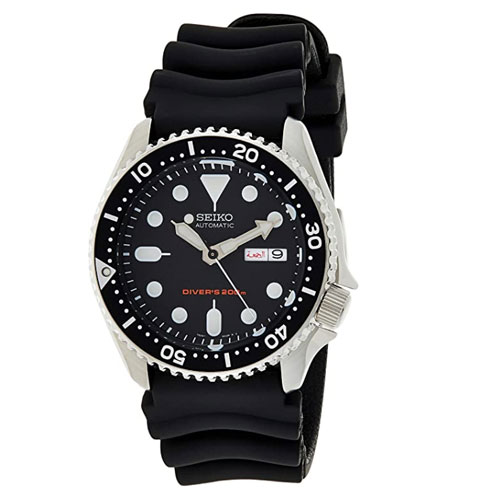 Seiko Men's SKX007K Automatic Diver's Watch