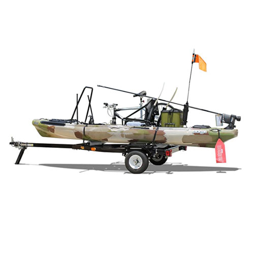 Right-On Multi Kayak Trailer