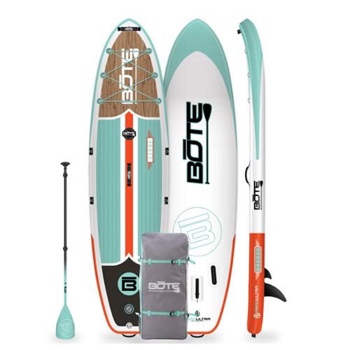 Bote Breeze Aero Inflatable Yoga Paddle Board