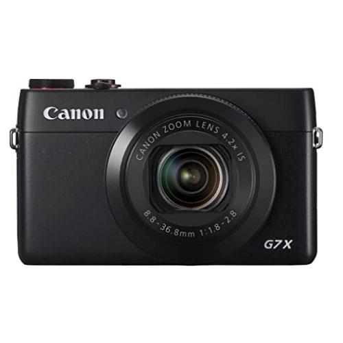 Canon Powershot G7 Diving Camera