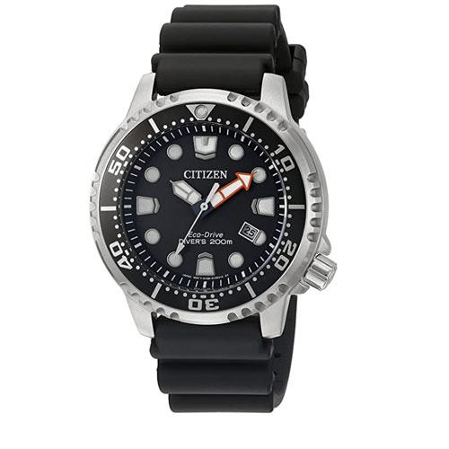 Citizen Eco-Drive Promaster Diver Black Dive Watch