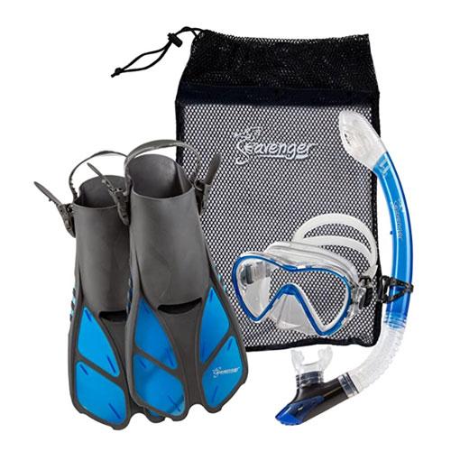 Seavenger Aviator Snorkel Gear