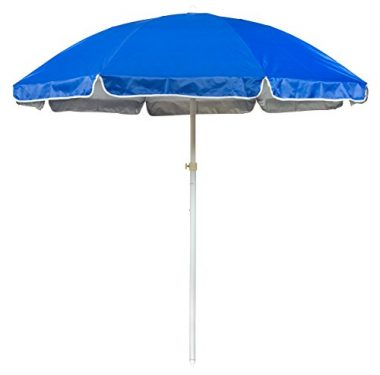 Portable Beach and Sports Umbrella by Trademark Innovations