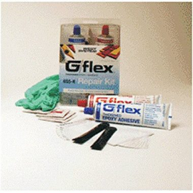 West System 655k G/flex Epoxy Adhesive Repair Kit