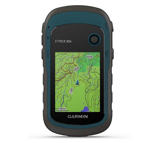 Garmin eTrex 22x Worldwide Handheld Kayak GPS