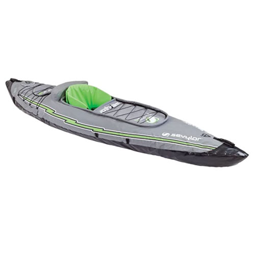 Sevylor Quikpak K5 Kayak For Kids
