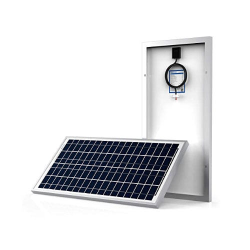 Acopower 35W Solar Panel For Sailboat