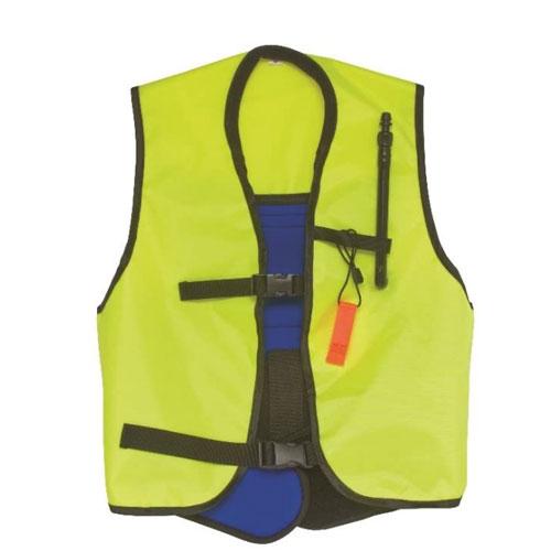 Innovative Scuba Concepts Deluxe Jacket Style Snorkel Vest