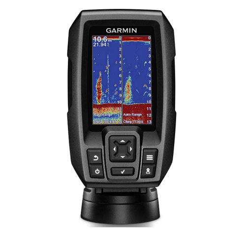 Garmin Striker 4 CHIRP Fish Finder Kayak GPS