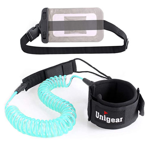 Unigear Premium Paddle Board Leash