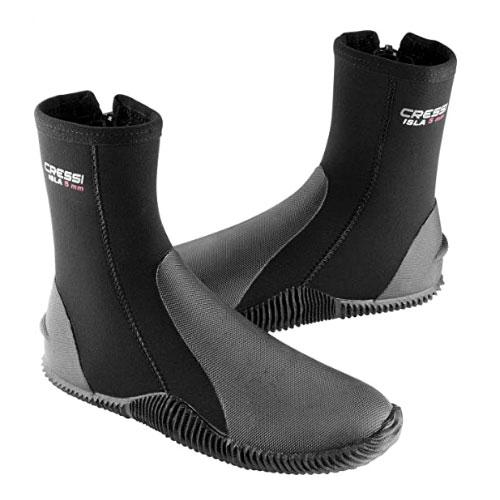 Cressi ISLA, Premium Neoprene Dive Boots