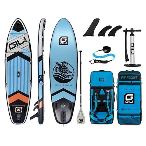 Gili Komodo Yoga Paddle Board